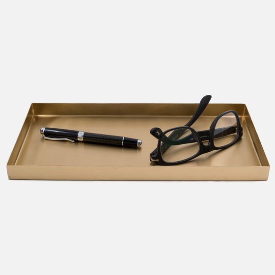 ferm living brass tray