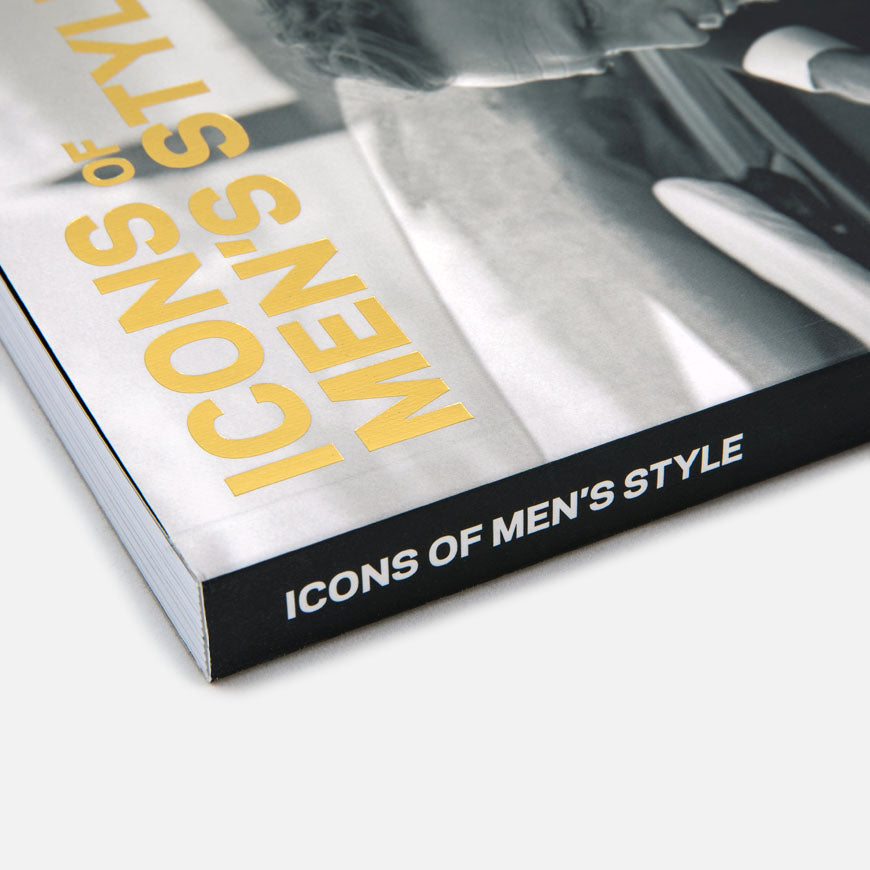 icons mens style book josh sims