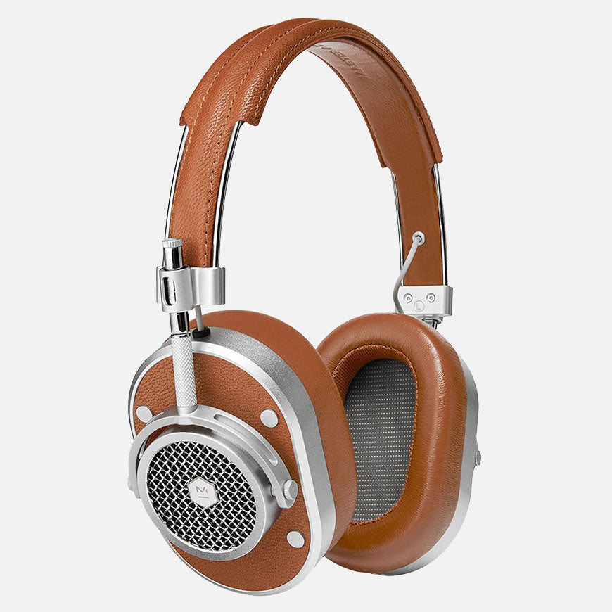 master dynamic mh40 headphones brown