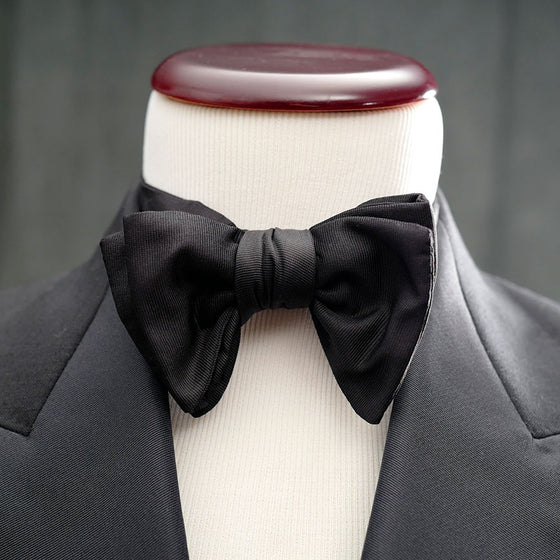 best formal bow tie tuxedo modified butterfly satin grosgrain le noeud papillon