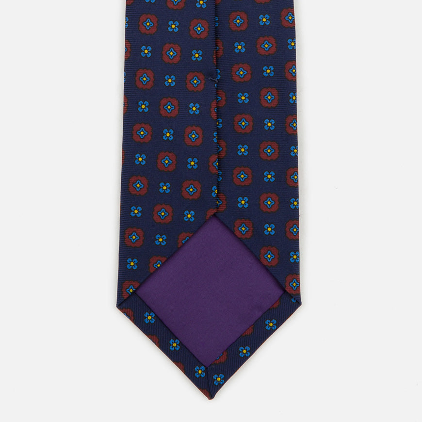 seaward stearn english madder tie