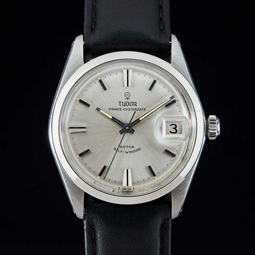 tudor prince oysterdate 7966 vintage watch