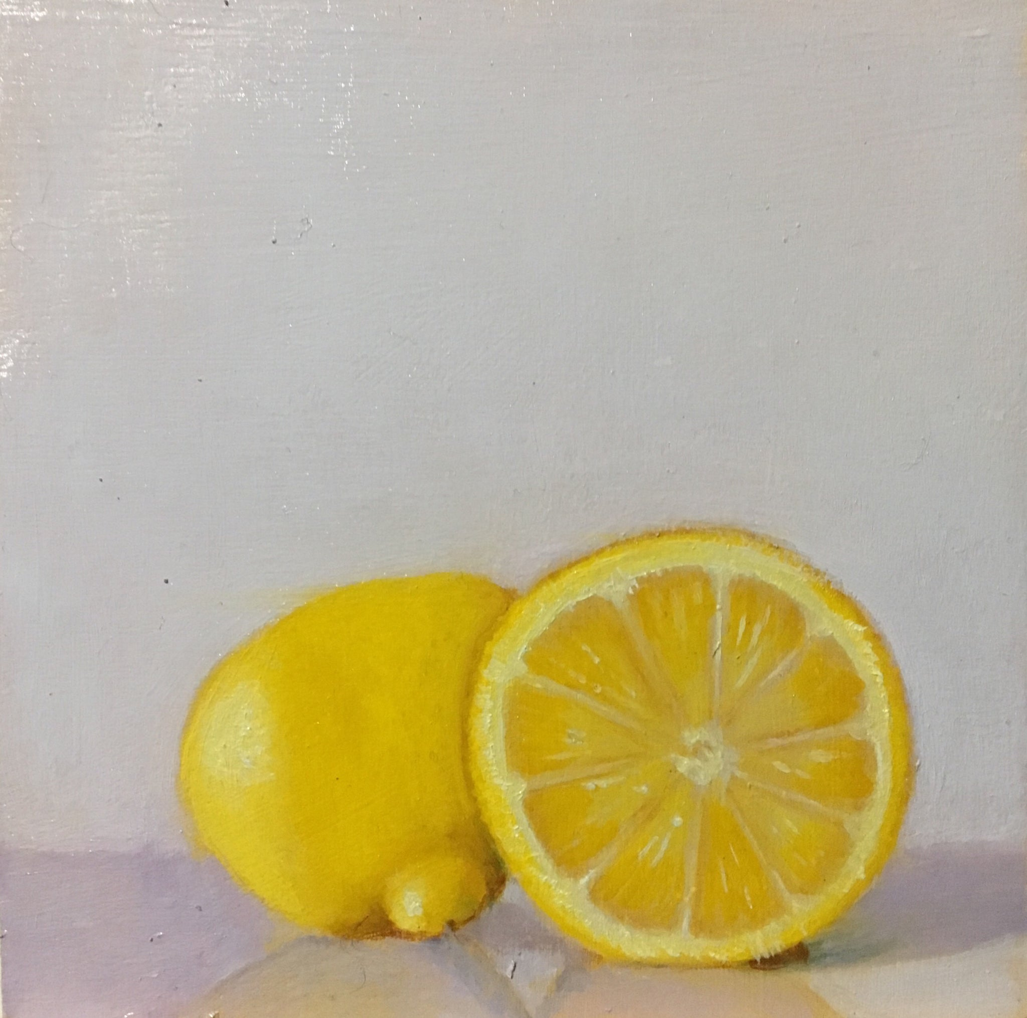 Lemony Lemon - Sold