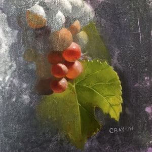 Memory of Grapes - Sold