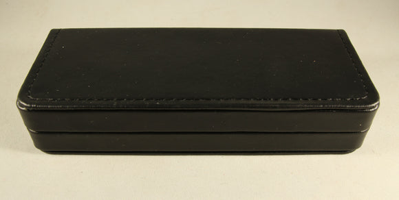 SBGB - Single Pen Black Leatherette Case