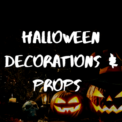 Halloween Decorations & Props