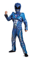 Blue Power Ranger Child