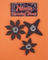 Ninja Throwing Stars