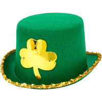 St. Pat Shamrock Light Up Hat
