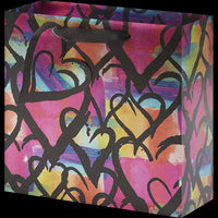 Graffitti Love Medium Bag