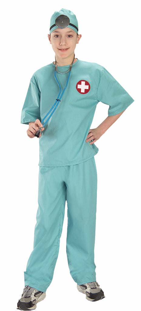 Child Surgeon Scrubs