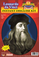 Leonardo da Vinci Disguise Kit