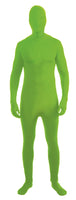Disappearing Man Neon Green