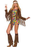 Shimmy Hippie Mini Adult