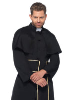 2 PC Priest Robe w/ Cape