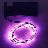 LED String Lights Pink