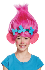 Trolls Poppy Child Wig