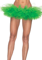 Organza Tutu Kelly Green