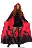 Satin Storybook Cape