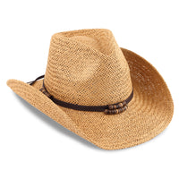 Light Brown Drifter Cowboy Hat