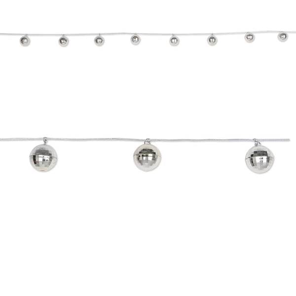 Disco Ball Garland