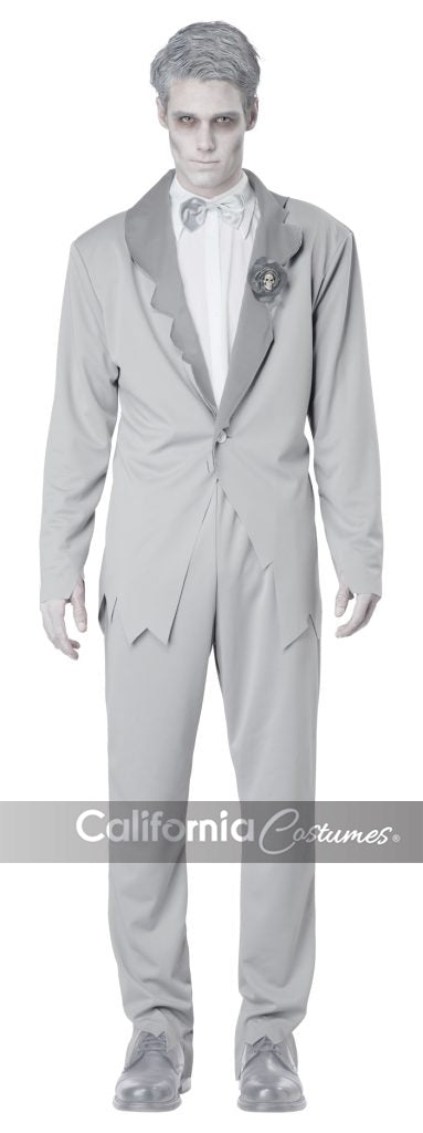 Ghostly Groom Men's