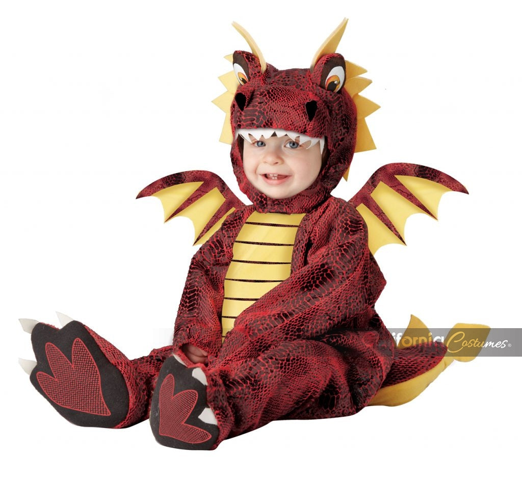 Adorable Dragon Red