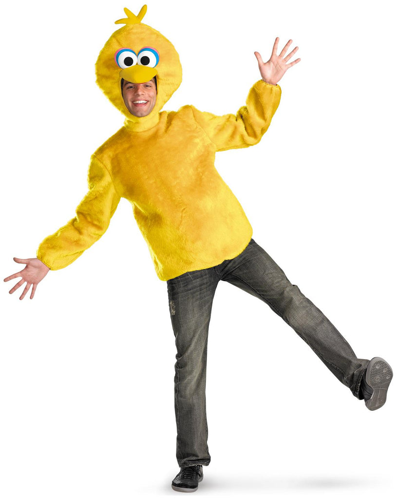 Big Bird Adult Costume XLarge