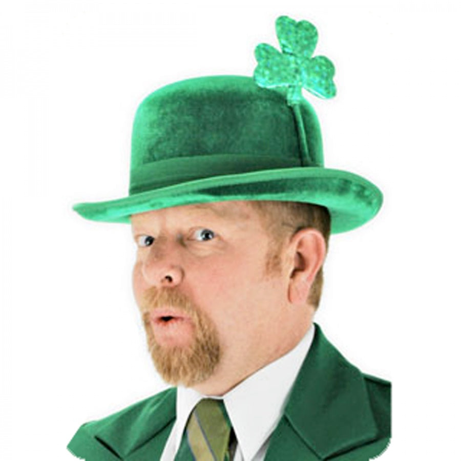 St. Patty's Bowler Hat