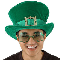 Green Lucky Leprechaun Hat