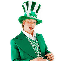 Shamrock Unkle Sam Top Hat