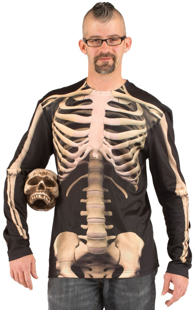 Skeleton Long Sleeve