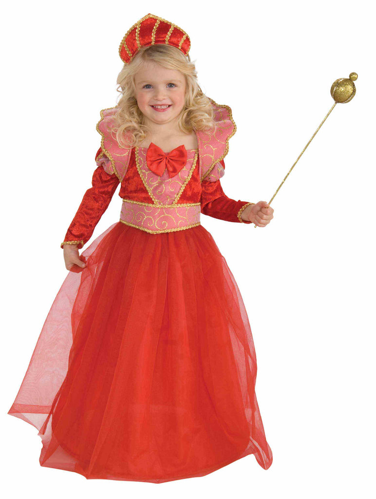 Child Ruby Queen Small