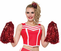 Cheerleader Top Red