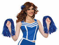 Cheerleader Top Blue