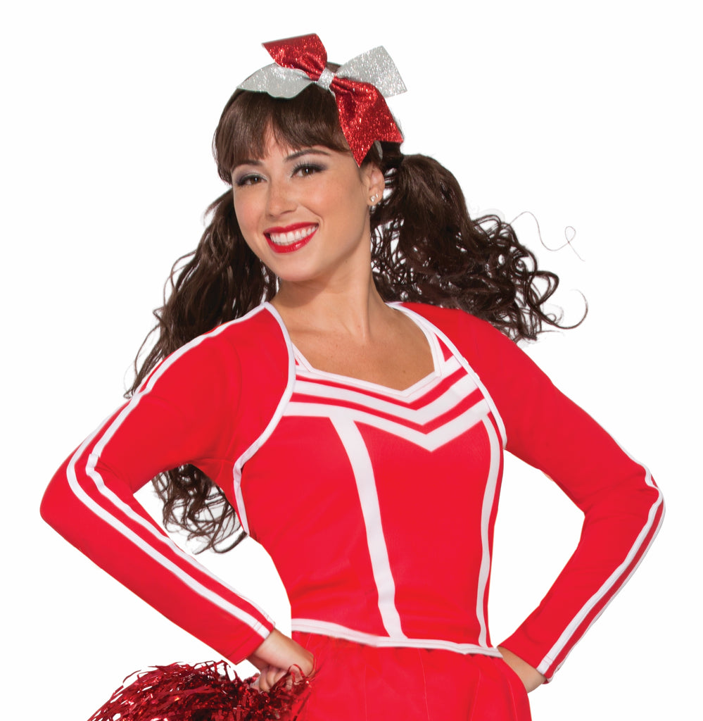 Cheerleader Shrug Red