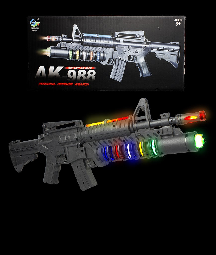 LED Carbine Gun