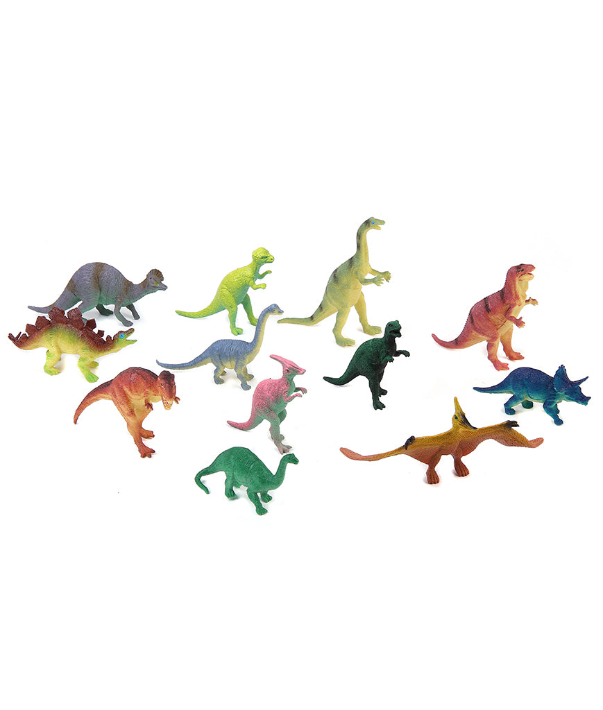 12ct Assorted Dinosaurs