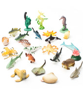 90ct Assorted Ocean Animals