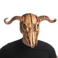 Supersoft Desert Skull Mask
