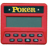 Handheld 5-in-1 Poker Game