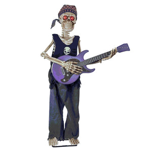 36 Inch  Animated Rock Star