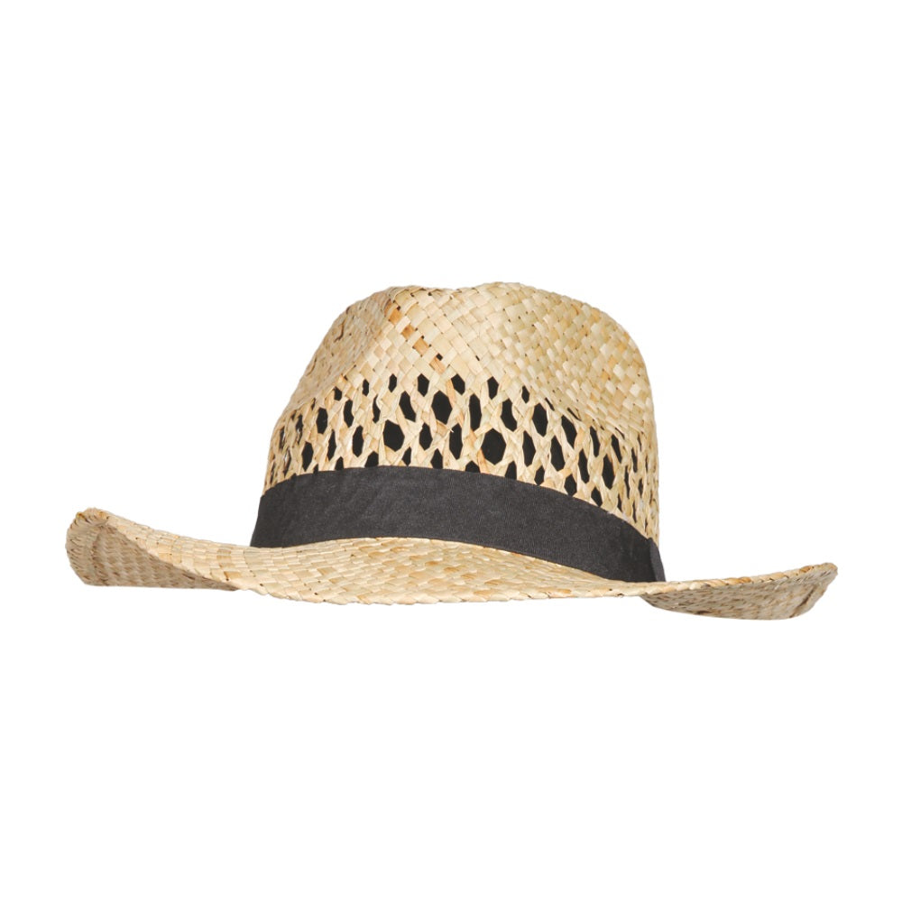 7699a722d Cowboy Hat Straw Large Strands