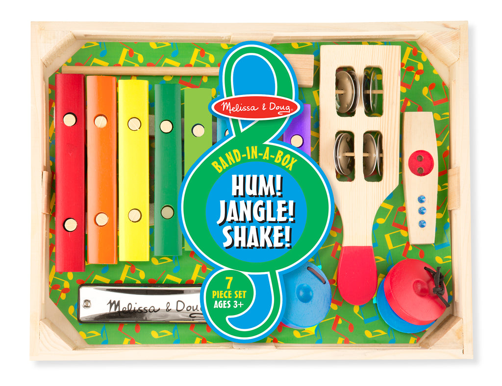 Band-in-a-Box Hum Jangle Shake