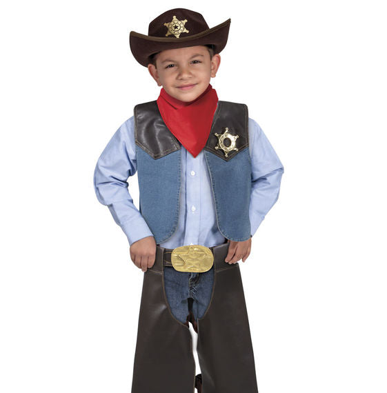Role Play Cowboy Costume