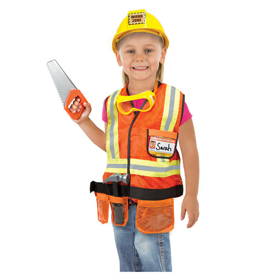 Role Play Construction Worker
