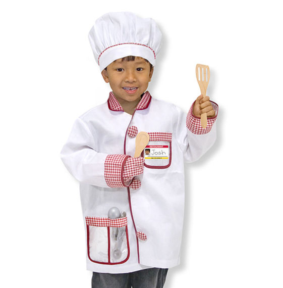 Role Play Chef Costume