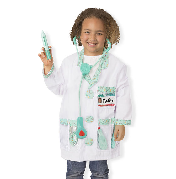 Role Play Doctor Costume