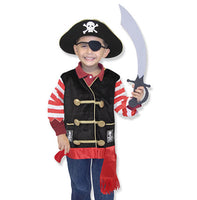 Role Play Pirate Costume