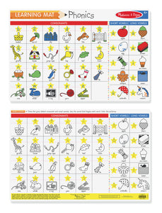Write-A-Mat Phonics